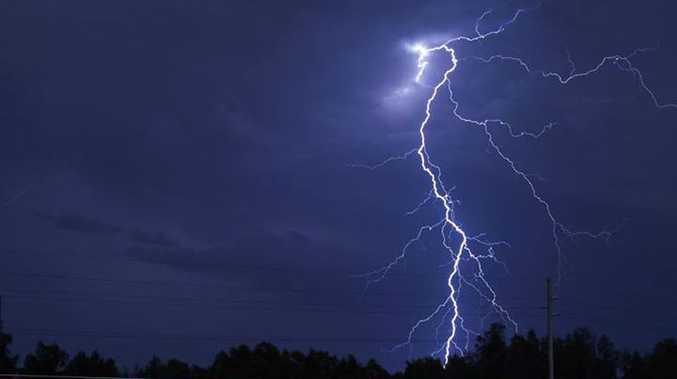 Steve Parmenter - Lightning at Ballina