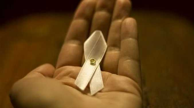 White Ribbon: no to violence against women.