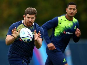 Allora's Greg Holmes named by Wallabies for Brisbane Test