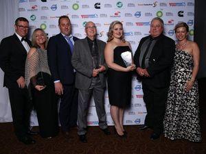 QTA winners celebrated