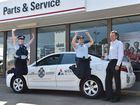 VIDEO: Oh what a feeling! New car for crime prevention team