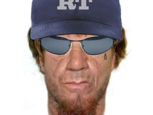 Police release image of man who threatened child at school