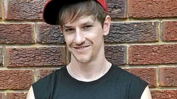 Sydney DJ Matt Vaughan.