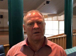Dennis Watt joins Gympie community to help end violence
