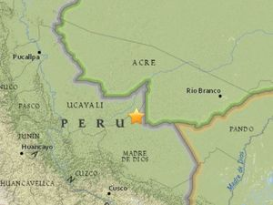 Powerful 7.5 magnitude quake in Peru