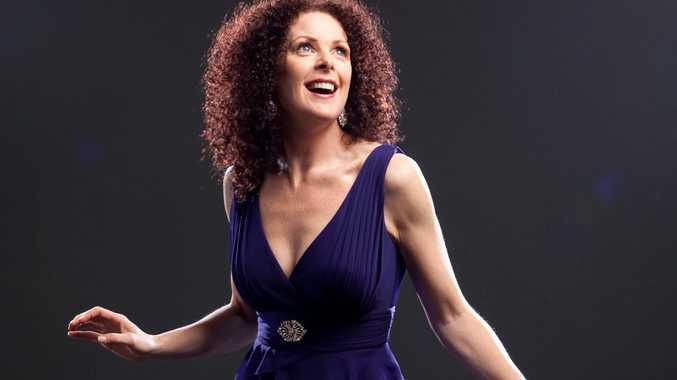 Gina Hogan will perform at the MECC on November 27. Photo Lucy Smith / Daily Mercury