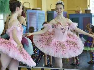 Dancers ready to dazzle in Christmas fundraiser