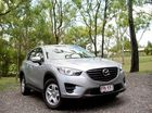 Introducing the all new Mazda CX-5, exclusive to B & J Car Sales. Photo Tamara MacKenzie / The Morning Bulletin