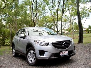 GALLERY: Mazda CX-5 brings a new sophistication to the SUV
