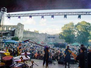 From Estonian ruins to Mackay venues