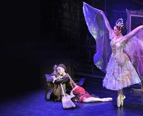Noosa Arts Theatre presents Cinderella.