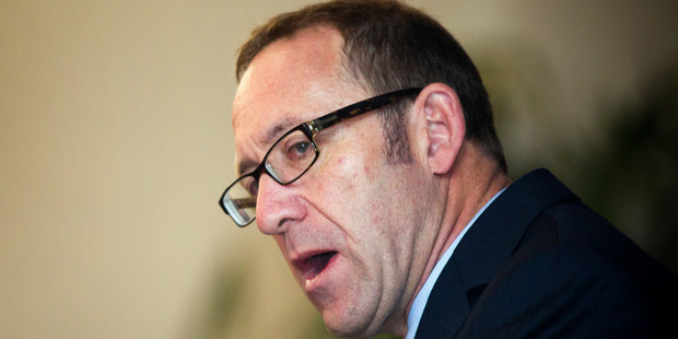 Andrew Little will tour the Villawood Immigration Detention Centre in Sydney. Photo / Jason Oxenham