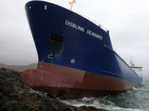 Russian sailor crashes massive cargo ship after drinking rum