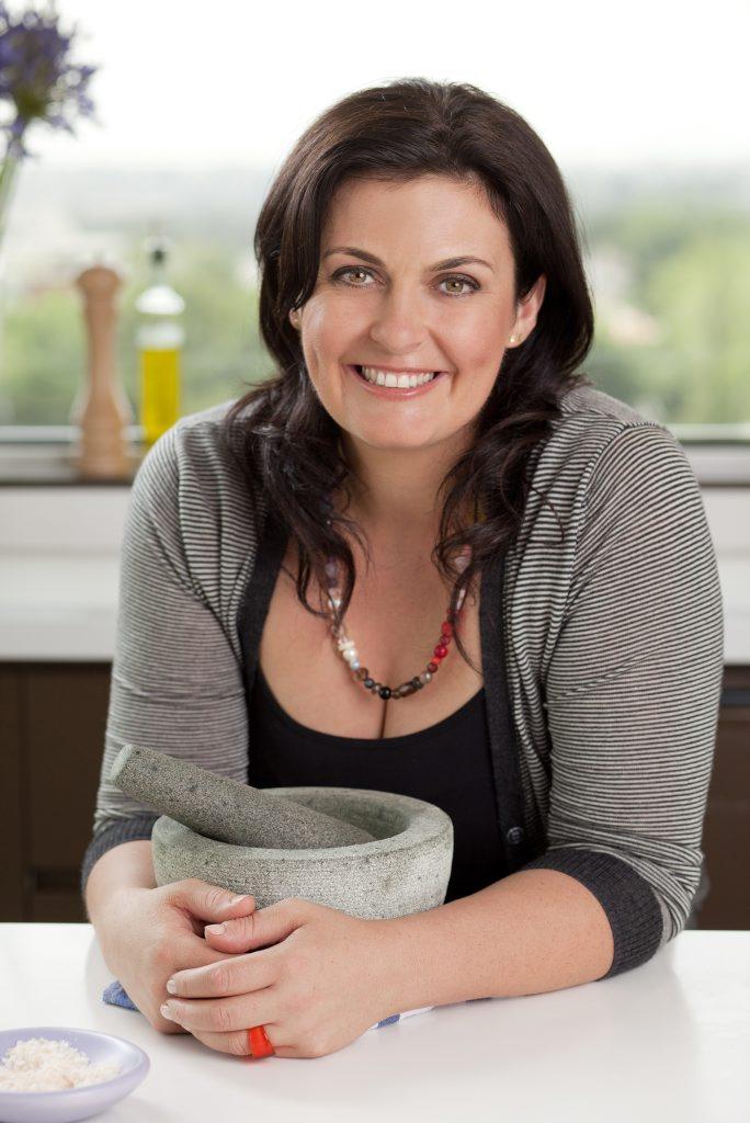 Better Homes and Gardens presenter Karen Martini.