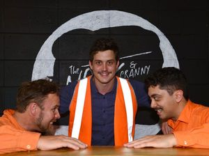 Nook and Cranny hosts Movember fundraiser