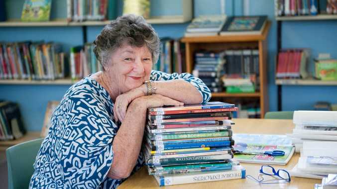 Fran Thompson will retire from the classroom next month after almost 60 years of teaching, almost 30 of those on the Coffs Coast.
