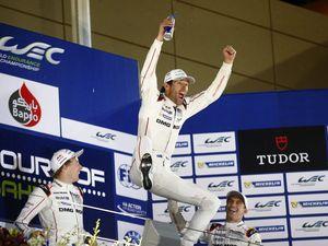 Mark Webber is World Endurance Champ