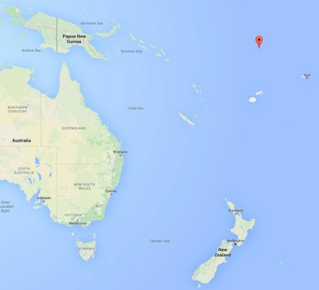 Tuvalu is a nation of nine remote islands in the Pacific Ocean.