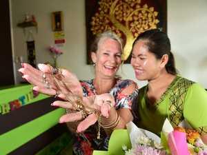 Karen Gibb thanks Honest Thai Massage