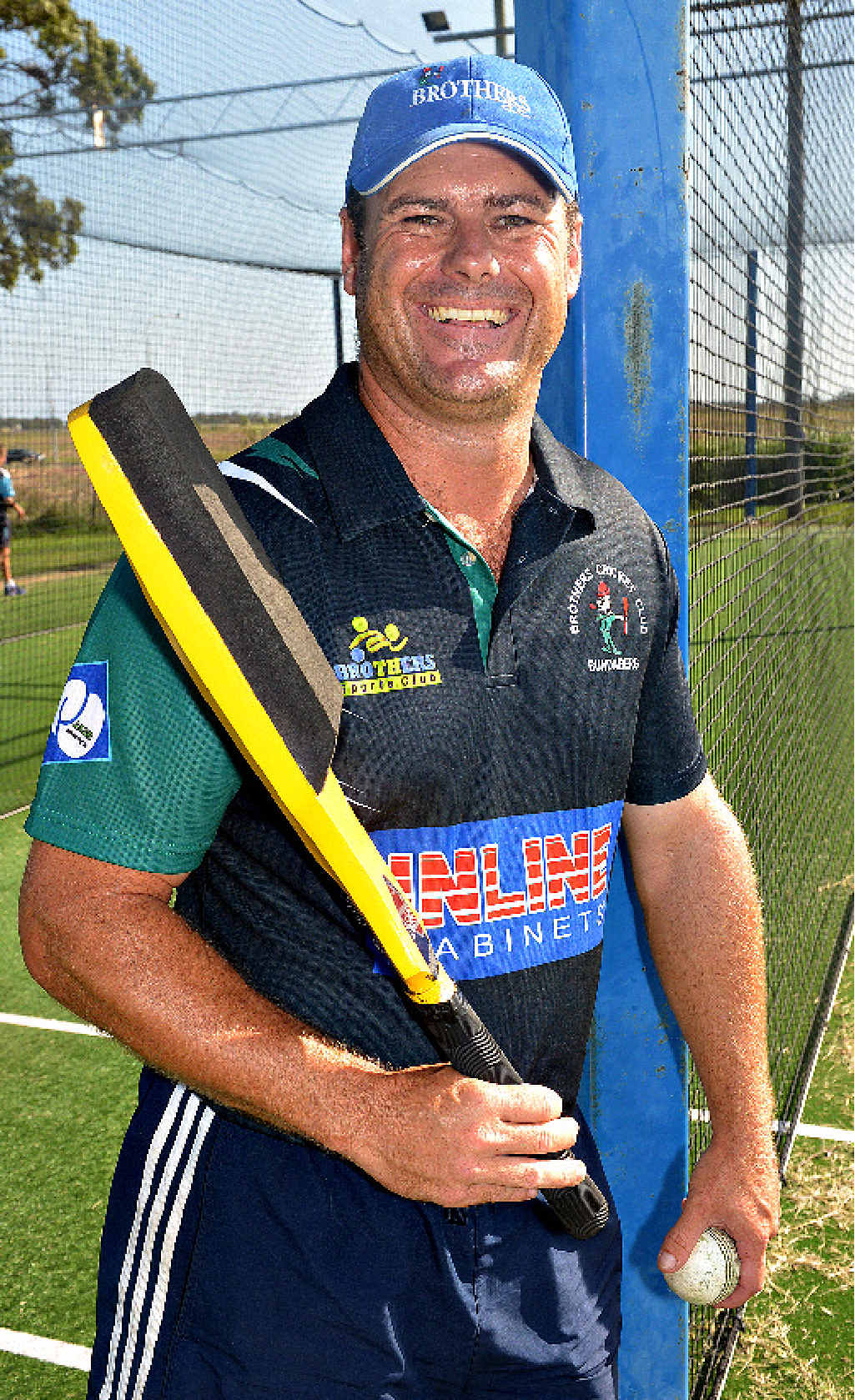 New Brothers coach Len Kirchner is keen to impart his skills.