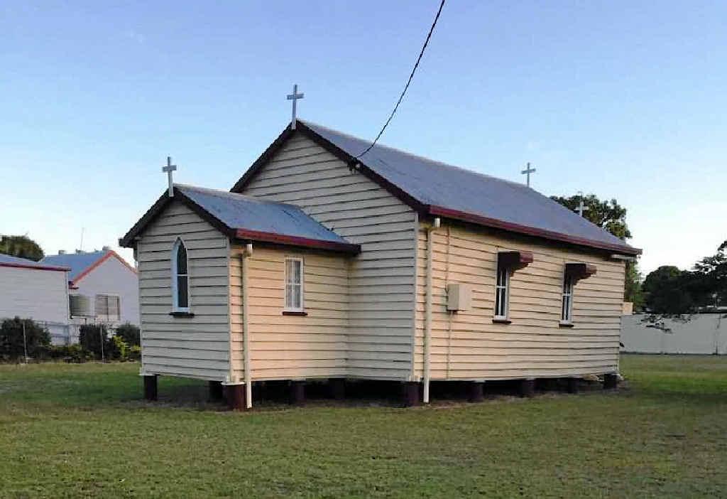 Bororen Church on Dougall St.