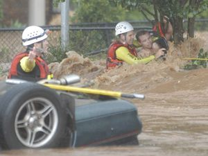Toowoomba floods 'made worse' by warm oceans