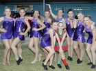 Dance Time dancers at the Brassall Christmas Carols. Photo Inga Williams / The Queensland Times