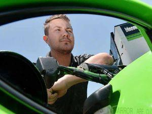 Me and My Ride: Luke's ultra cool Kawasaki jet ski