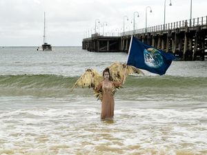 Climate Change rally heats up in Coffs Harbour