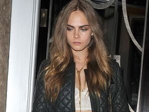 Cara Delevingne's weird obsession