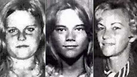 Barbara McCulkin (right) and her daughters Vicky (left) and Leanne (centre) disappeared from their home on January 16, 1974. Contributed