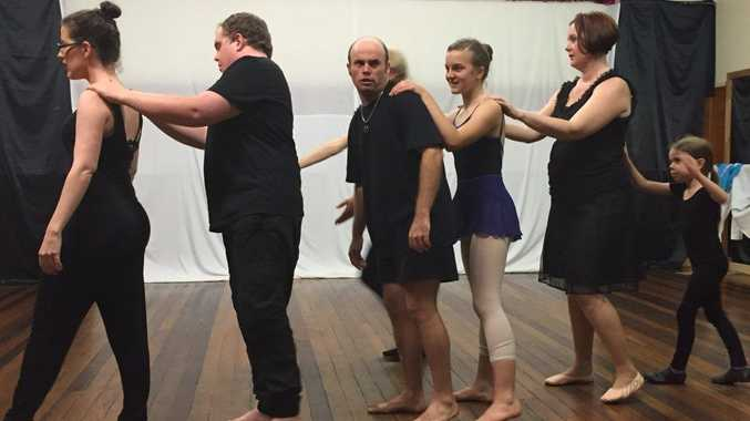 The Integrated Dance and Physical Theatre Workshops in Alstonville are open to both dancers and non-dancers, the young and old, boys and girls, beginners and professionals, and people with and without disabilities.