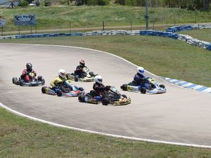 Hot competition in the final day of Triple Crown