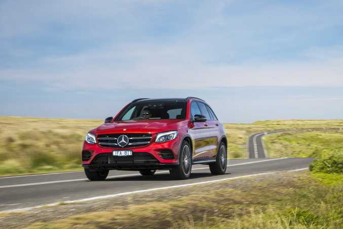 Mercedes-Benz GLC. Photo: Contributed