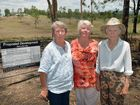 Residents of Widgee, Kath O'Donnell, Gloria Robertson and Gillian Crossley are opposed to the development of 38 blocks of land on Little Wigee Road, Widgee.Photo Patrick Woods / Gympie Times
