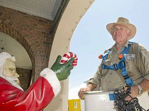 It's beginning to feel a lot like Christmas in Toowoomba