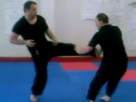 Paul Kennedy failed in his bid for full compensation after a video of him performing karate emerged. Photo: Facebook
