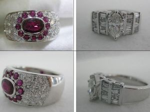 Police hunt for rings stolen from Buderim home