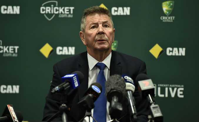 Australian chairman of selectors Rod Marsh. Photo: AAP Image