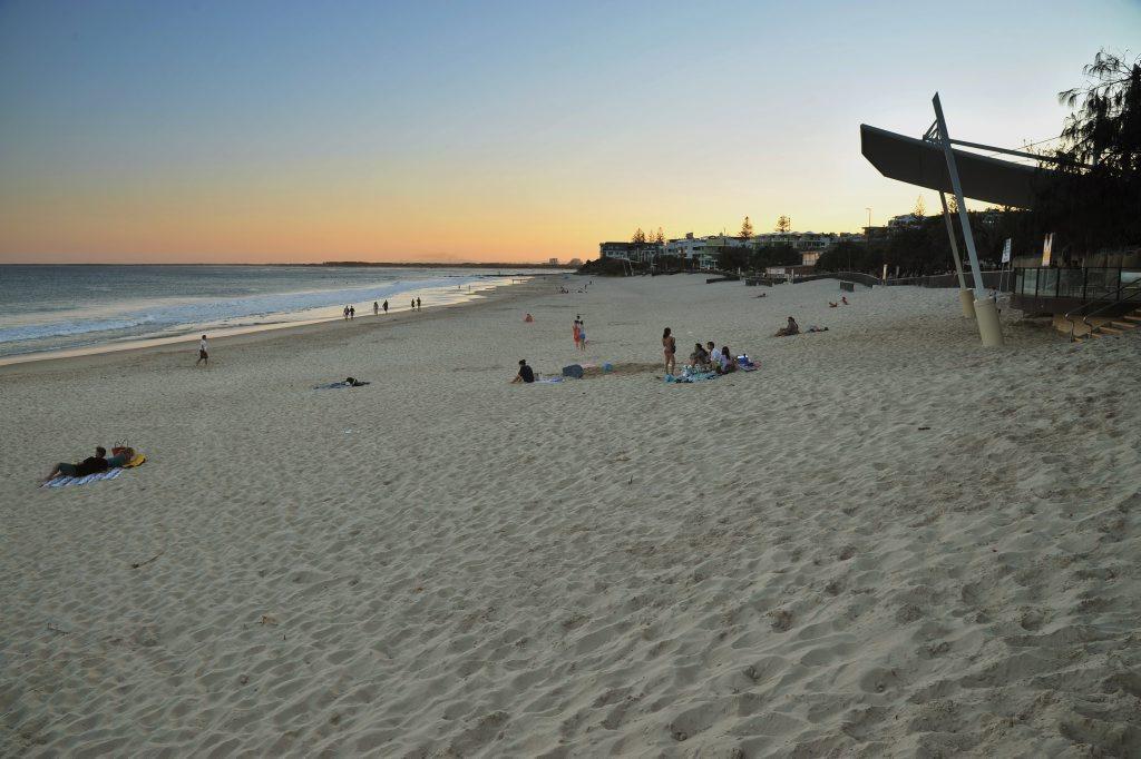 Sunrise at Kings Beach.