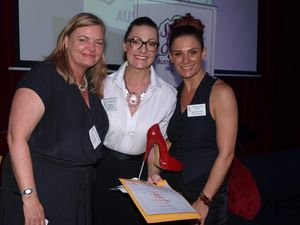 Policewoman-turned-writer wins red-hot award for crime story