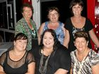 Robyn Wardle, Louise Ryan, Noleen Gooding, (front) Tammy Corbet, Julie Douglas and Robyn Douglas.
