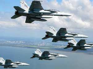 New nest for RAAF's Super Hornets