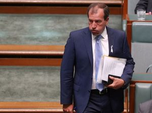 Heat rises again on embattled Mal Brough in Parliament
