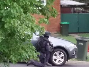 Police siege ends after reports of armed man