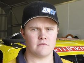Toowoomba's Sean Black will race for the Queensland Super Sedans Title at Charlton this weekend.
