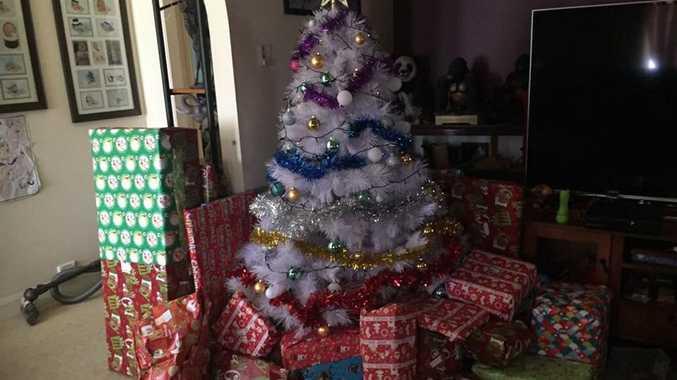 It looks like Santa has already arrived