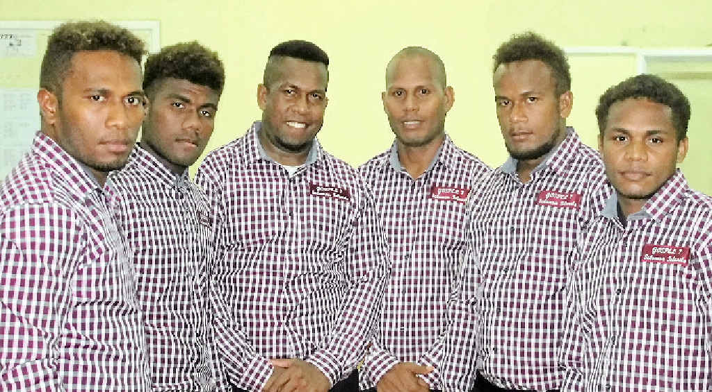 ISLAND TALENT: Gospel 7 is performing at Artspace Mackay at 6.30 tonight, as well as at the 4MK Carols in the City on Saturday and and Gospel Under the Stars on Sunday.