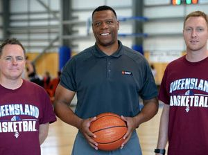 Rocky basketball coaches learn from national mentors