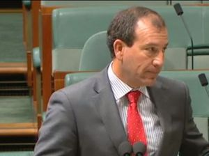 Brough stands aside from ministerial portfolio